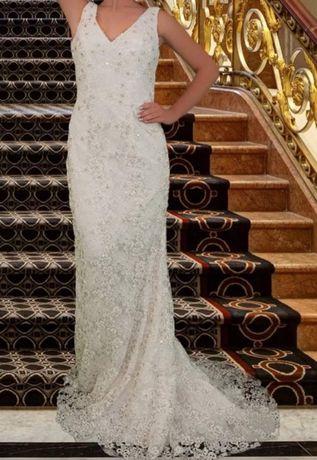 Rochie de mireasa + CADOU diadema