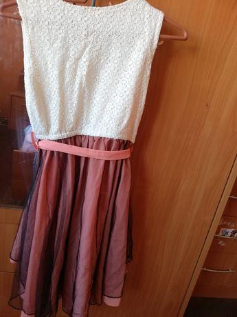 Официална рокля за 7-8г момиченце