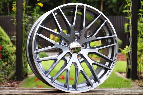 """18"""" Джанти Ауди 5X112 AUDI A3 A4 S4 A6 S6 A7 Q3 Q5 Q7 RS S Line Sport"""