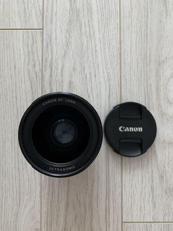 Объектив Canon EF 35mm f/1.4 USM