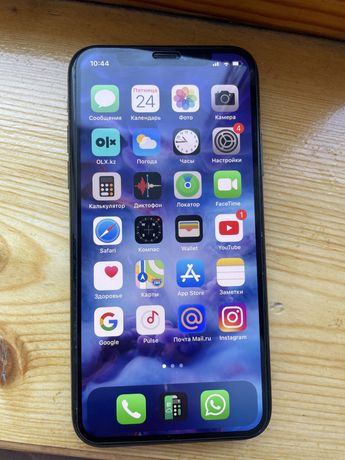 Iphone X 256g продам срочно