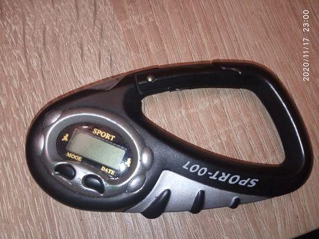 ПРОМО! Цифров мобилен часовник подходящ за колело
