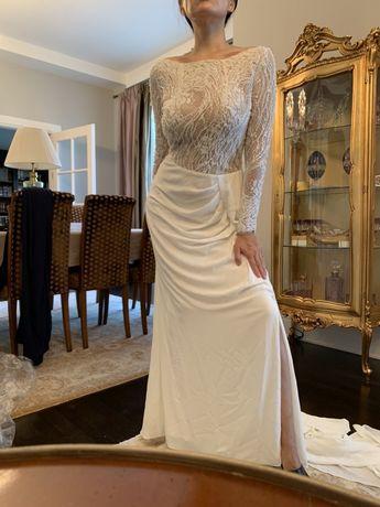 Вечернее свадебное платье Tarik Yediz