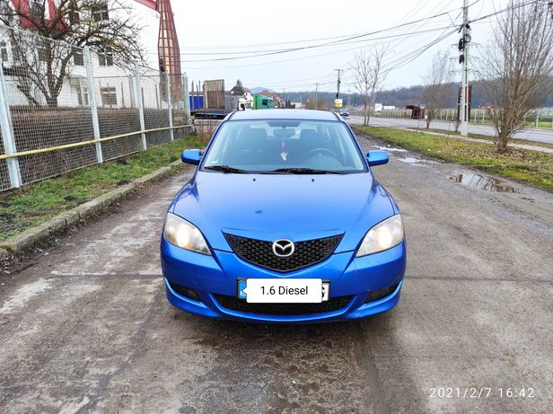 Vand/Schimb Mazda 3 An 2005