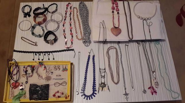 Серебро и бижутерия