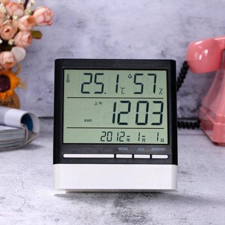 Температура / влажность (гигрометр) / время / дата/подсветка.Доставка