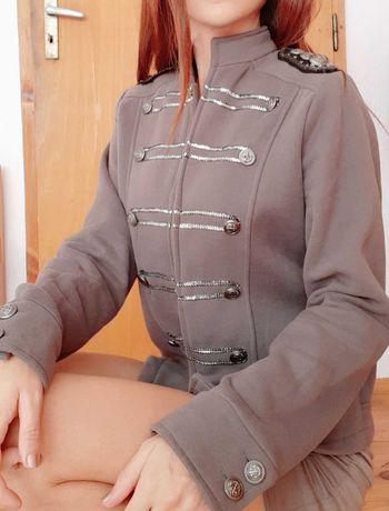 Топло и меко есенно палтенце - сако