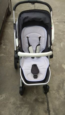 Детска количка три във едно Carra Lusso