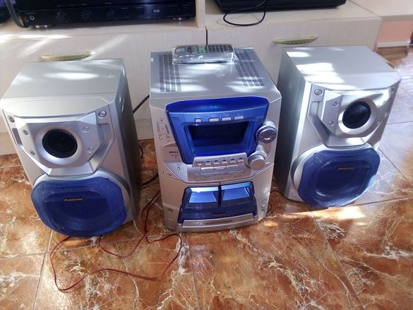 Музикална система Panasonic 2x100W
