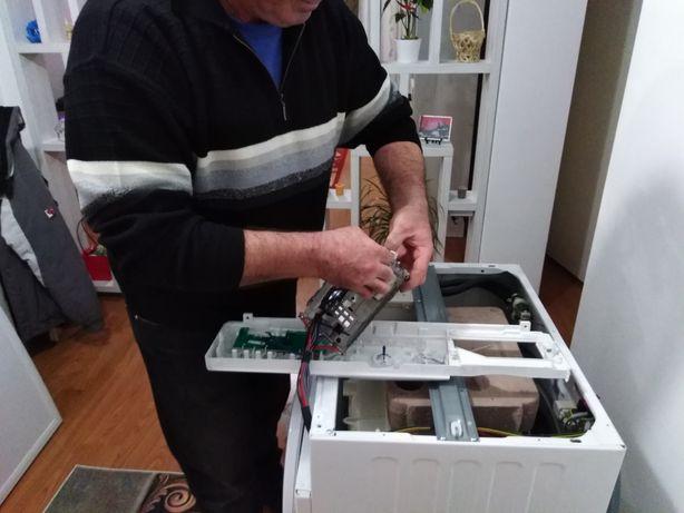 Reparatii masini de spalat la domiciliu,adaptare la butoi!
