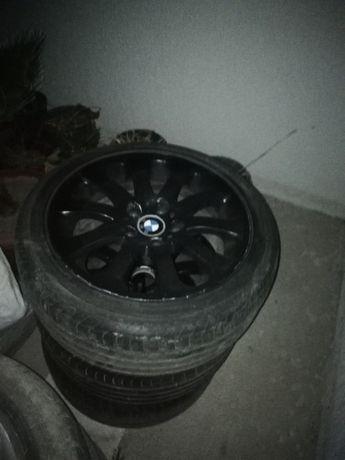 Джанти 17 с гуми