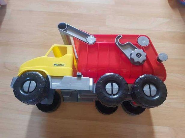 Camion rabatabil - 2 modele
