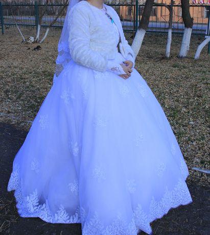 Продается свадебное платье 3 в 1