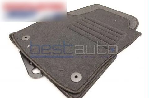 Мокетни стелки Petex за Opel Astra H / Опел Астра Х (2004-2009) мокет