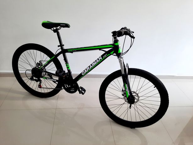 Bicicleta R29 Caraiman Full-Shimano Aluminiu