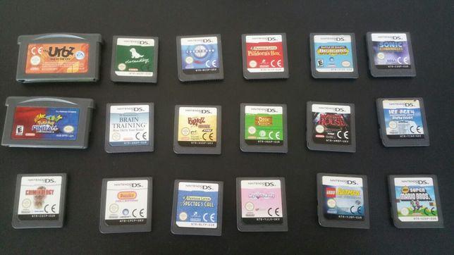 Joc - Nintendo - DS - games - casete-carduri-lego batman-ice age-mario