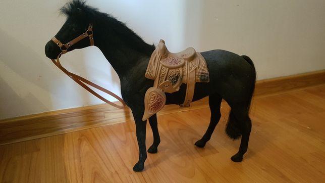 Сувенир Лошадь гнедая черная