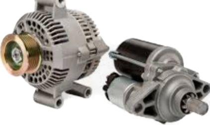 Reparații Electromotoare și Alternatoare. Demontat și Montat de și pe
