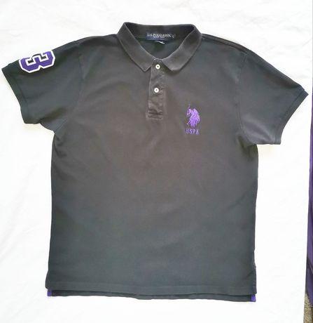 Tricou U.S Polo Assn L !!