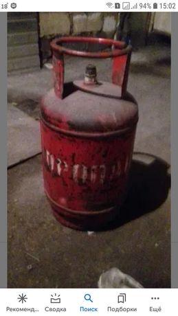 Продам газ баллоны