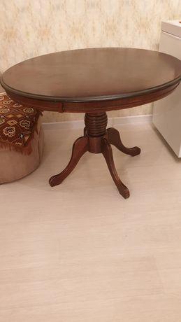 Срочно продам деревянный стол б/у