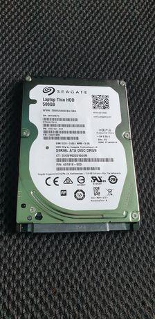 Hard Disk Laptop Seagate THIN ST500LT012, 500GB, 7200rpm, 32MB, SATA 3