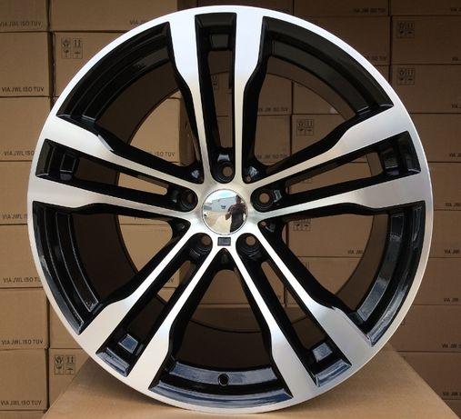 """Джанти Спортпакет за BMW X5 X6 20"""" M Sport Два Цвята"""