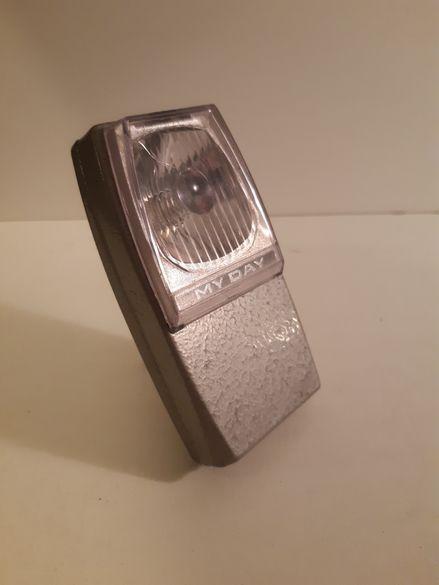 Стар Соц. ръчен фенер (прожектор)