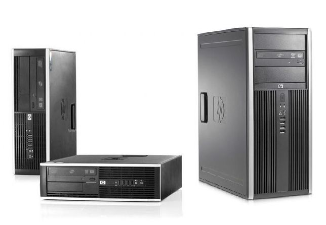 PC HP 8000, C2D E8500 3.16GHz, 4GB DDR3, HDD 250GB SATA, DVD-Rw