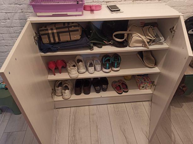 Комод для обуви (мини шкафчик)