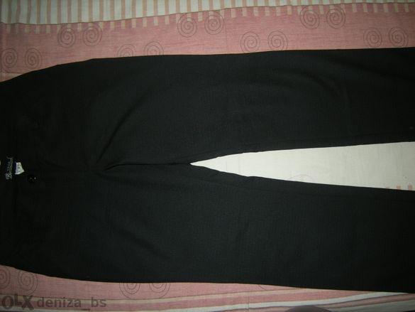 Панталон, тънка материя, размер М-l