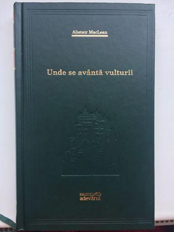 Colecția adevarul Unde se avanta vulturii de Alistair MacLean