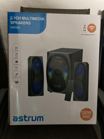 sistem audio astrum