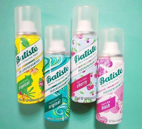 Продам сухой шампунь для волос  Batiste