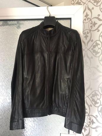Кожено яке, Boss Orange, мъжко, 56 размер (2ХL)