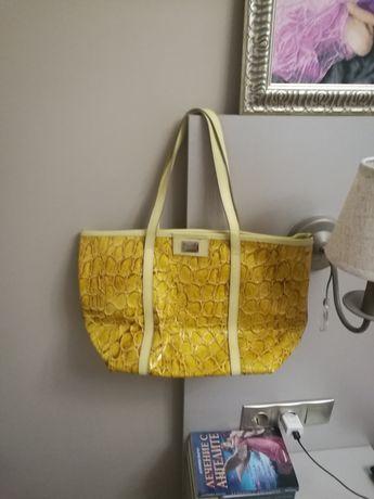 Daris -,нова чанта от естествена кожа