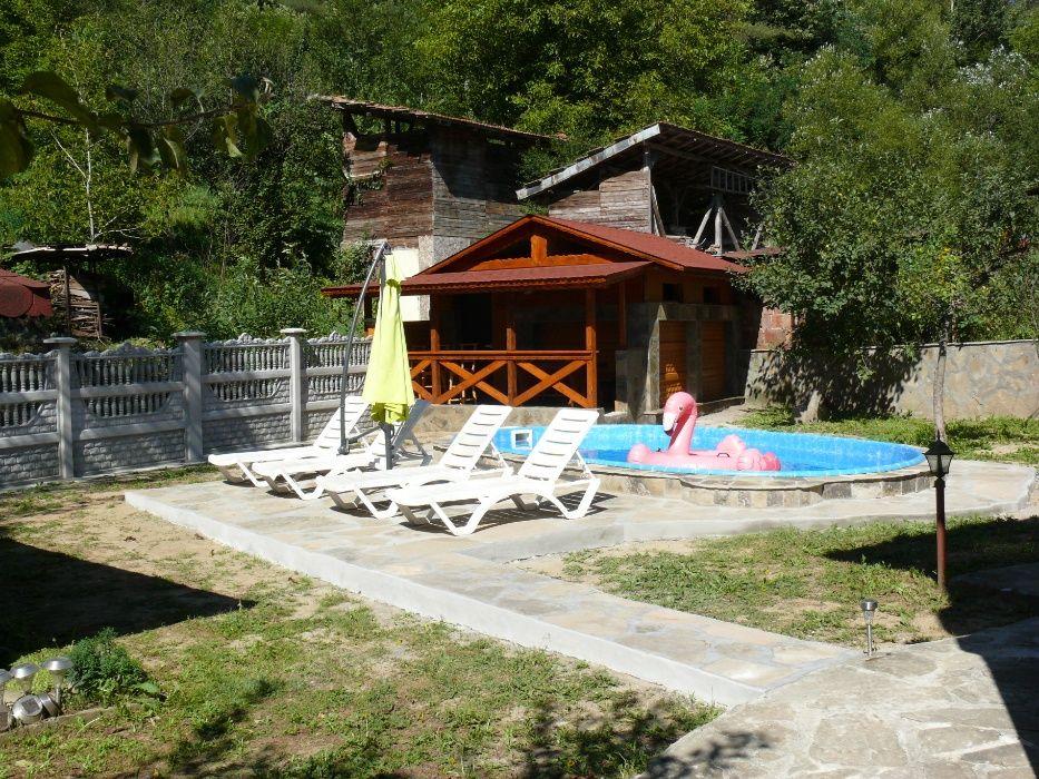 Къща за гости Ванеса с басейн в Трявна