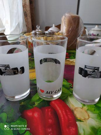 Продам стаканы разные в отличном состоянии
