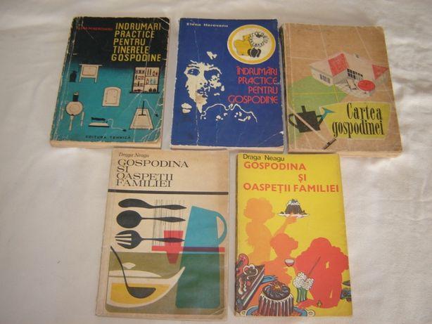 Carti de Bucate anii comunismului
