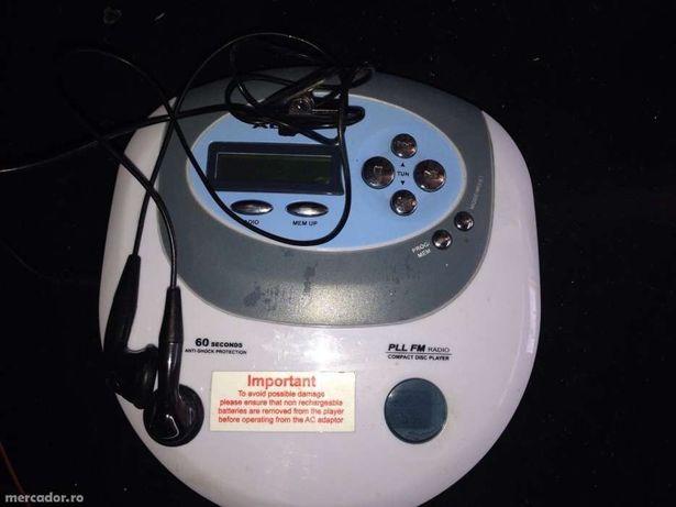 CD player cu radio