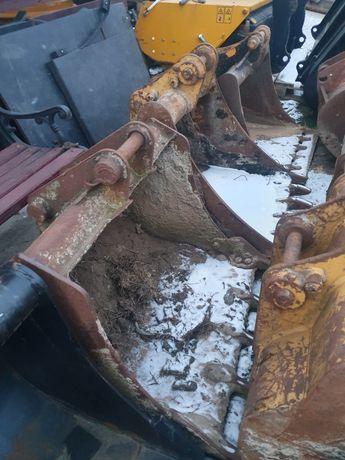 Cupe de excavator cat si jcb