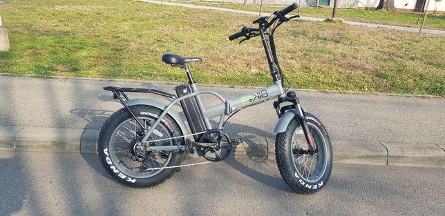 Bicicleta electrica, - noua