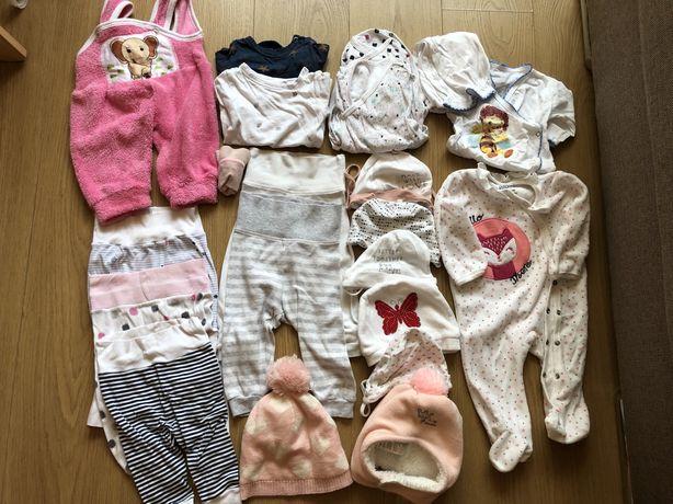 Haine bebe 0-6 luni, 50 lei toate