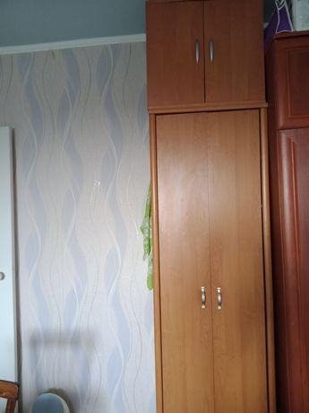 Шкаф и тумбочка шкаф