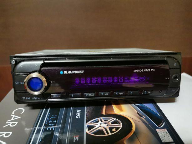 Cd Mp3-Player Blaupunkt JVC Kenwood Panasonic Pioneer 50W x 4