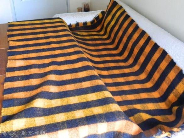 вълнен губер/одеяло