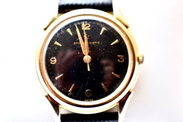 Продавам ръчен мъжки часовник Eterna matic автоматик от 50 те години!