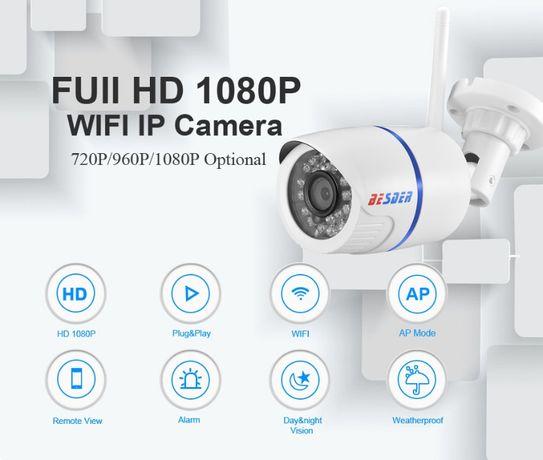 Охранителна камера WIFI IP Camera за външно инсталиране