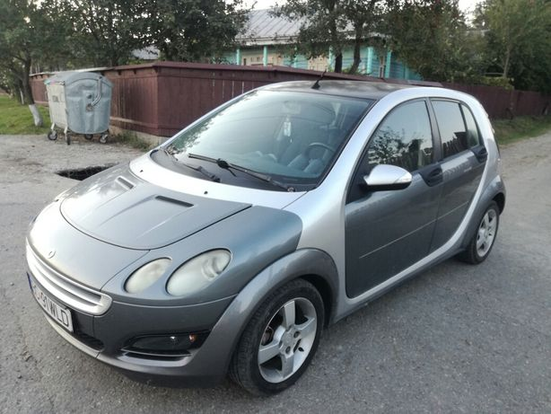 Smart for-four 2005,1.5 cdi