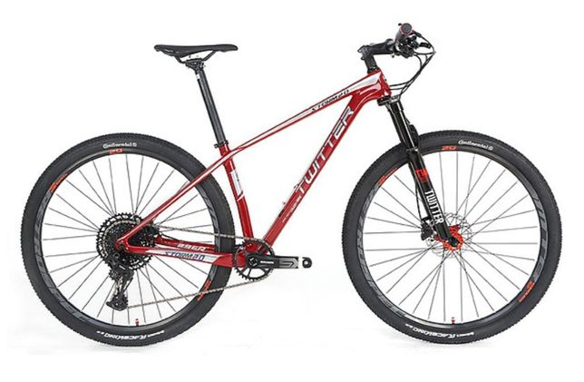 Twitter МТБ, велосипед, горный велосипед, карбоновый велосипед